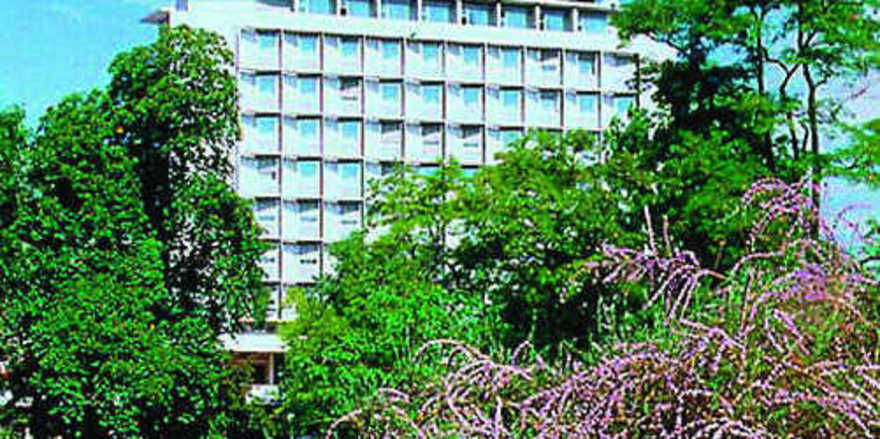 Stuttgarter Klassiker: Das Hotel am Schlossgarten