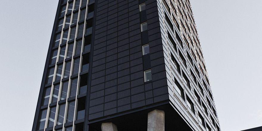 Umweltfreundlich: Das neue Haus der Hotelkette achtet auf einen niedrigen Energieverbrauch