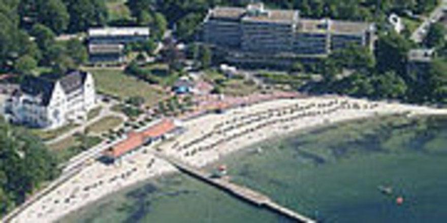 Top Lage und doch insolvent: Das Intermar-Hotel Glücksburg