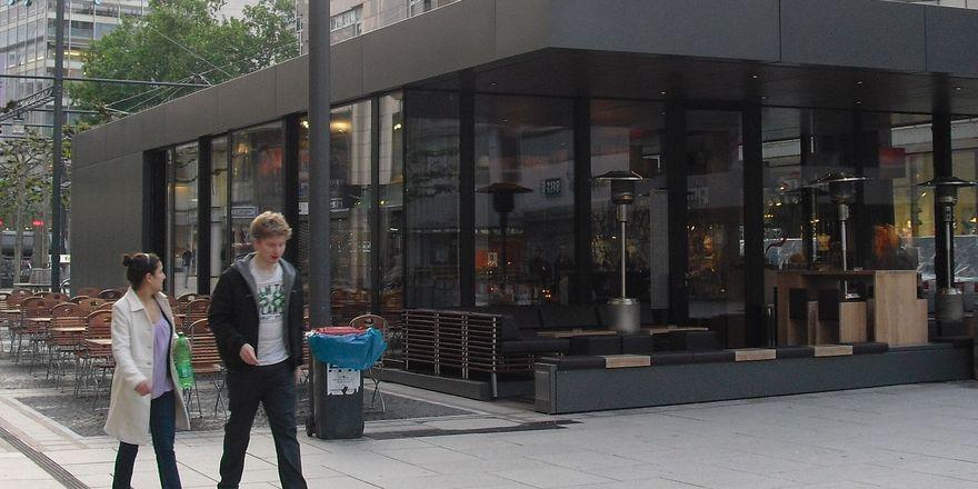 Spice Kitchen Frankfurt frankfurt spice kitchen startet auf der zeil allgemeine hotel