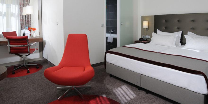 Neuer Name: Ab sofort heißt das Belmondo Azimut Hotel Berlin