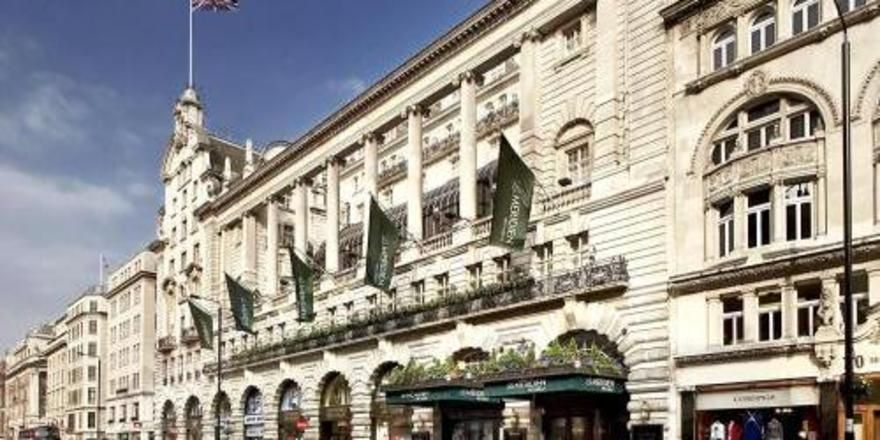 Starman Verkauft Londoner 5 Sterne Hotel Ahgz