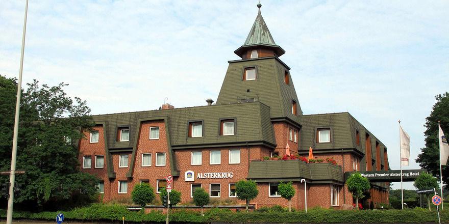 Hamburg Alsterkrug Hotel Feiert 25 Jahriges Bestehen Allgemeine