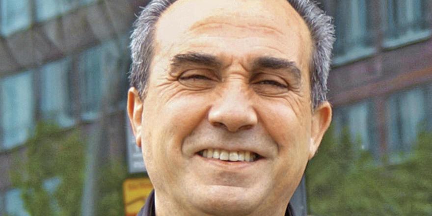 Guiseppe Amaru ist Chef vom Porta Nova an der Brandstwiete in Hamburg