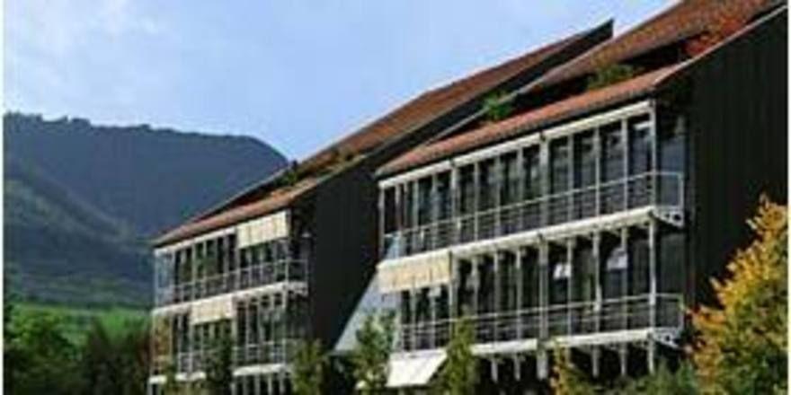 Wird verkauft: Der Mineralbrunnenbetrieb Bad Überkingen, Tochter der Mineralbrunnen AG