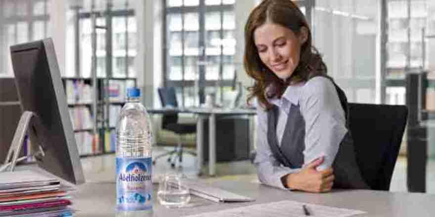 Erfrischung im Office: Adelholzener will 2011 zahlreiche neue Produkte auf den Markt bringen