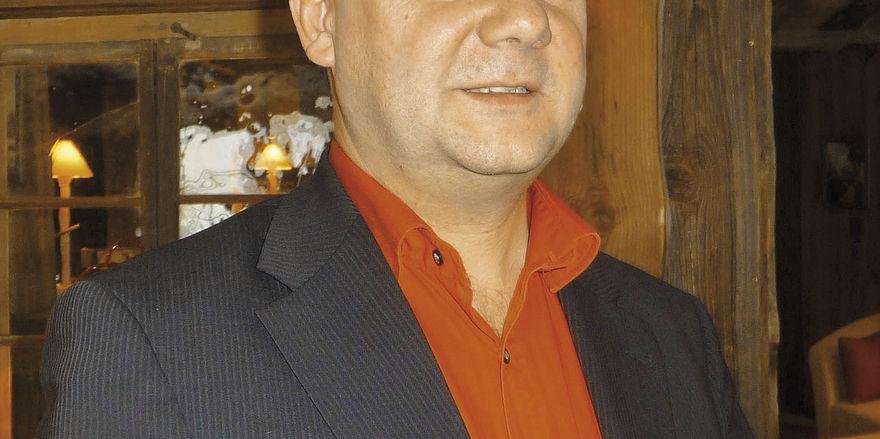 Maik Zander ist Eigentümer des Wellnesshotels Seeschlösschen in Senftenberg