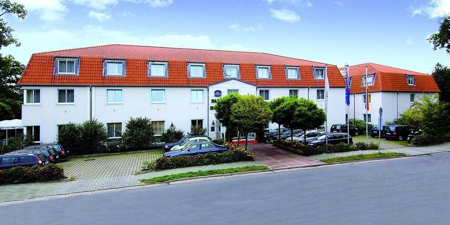 Best Western Parkhotel Potsdam Bei Grand City Allgemeine Hotel