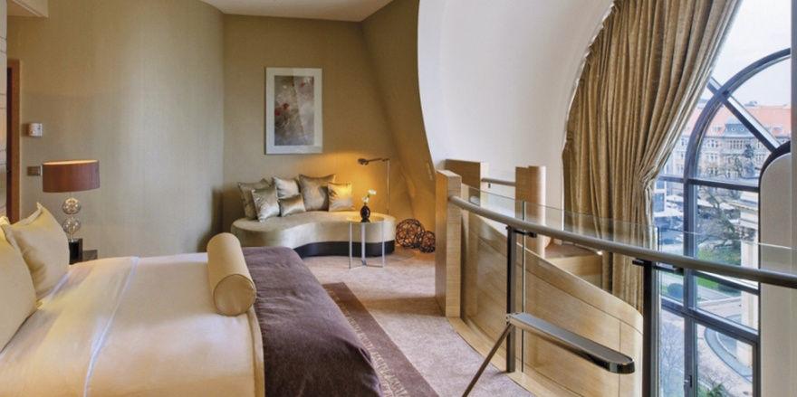 Zimmer Mit Aussicht: Die Suite Im Hilton Berlin