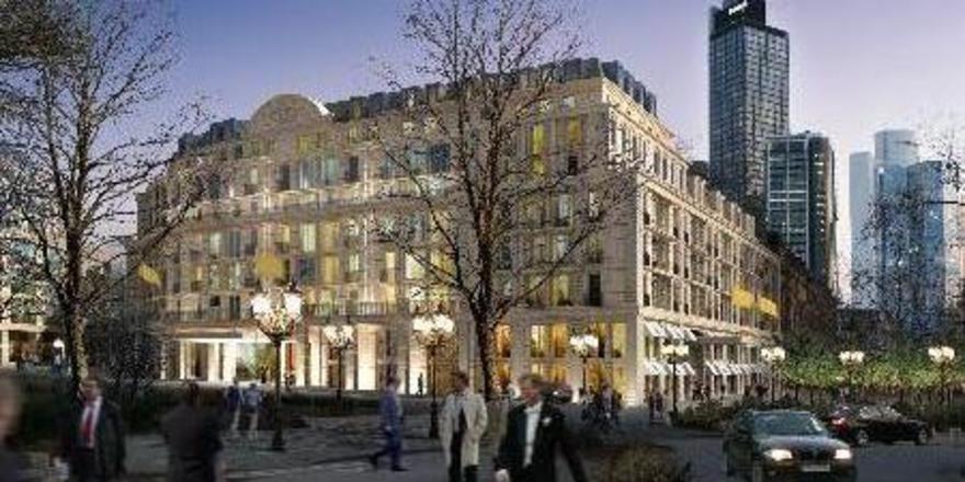 Sofitel Hotel Frankfurt
