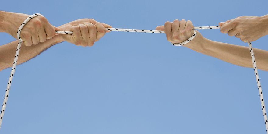 Konfliktpotenzial: Verpächter scheuen die Mieterdienstbarkeit wie der Teufel das Weihwasser
