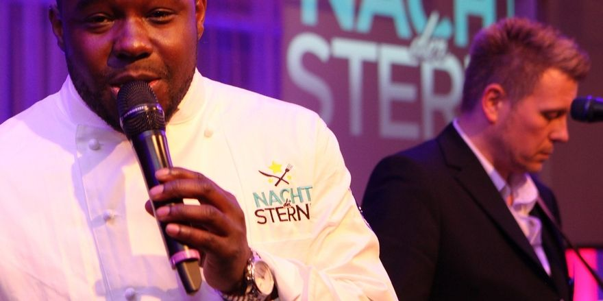 Koch und Sänger: Nelson Müller feierte zur Nacht der Sterne auch seinen 33. Geburtstag