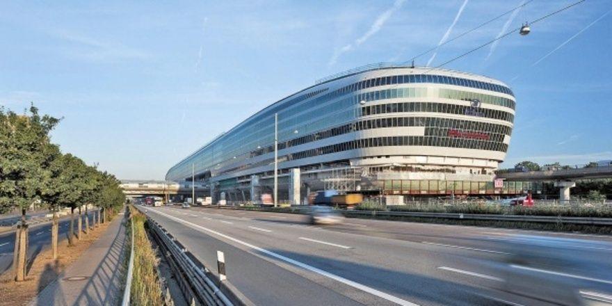 Beherbergt Hilton-Hotels: The Squaire am Frankfurter Flughafen