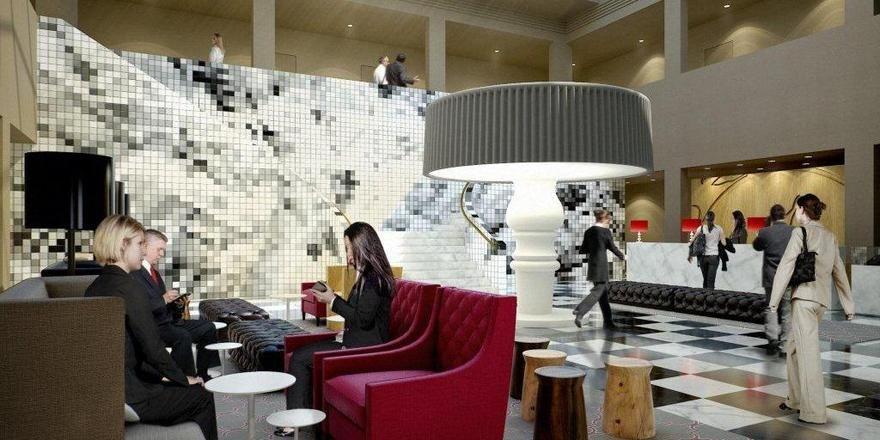 Swissôtel Dresden Geht Offiziell An Den Start Allgemeine Hotel