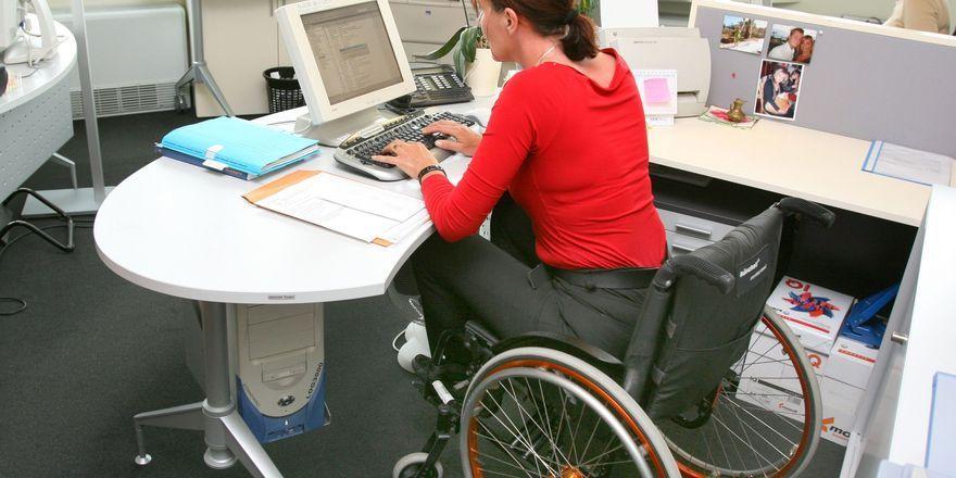 Sinnvoll eingesetzt: Bei der Berücksichtigung von Schwerbehinderten machen Hoteliers und Gastronomen aber häufig Fehler