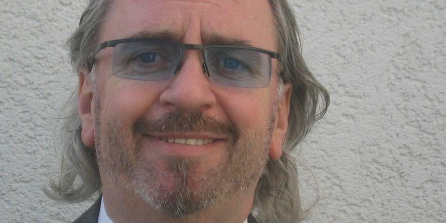 Jetzt BDT-Chef: Ulrich Weber