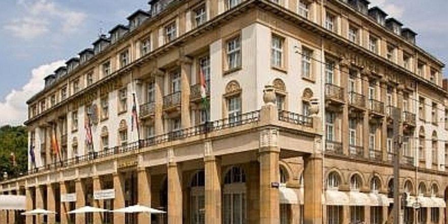 Hat einen neuen Besitzer: Das Schlosshotel Karlsruhe gehört jetzt der LFPI Gruppe