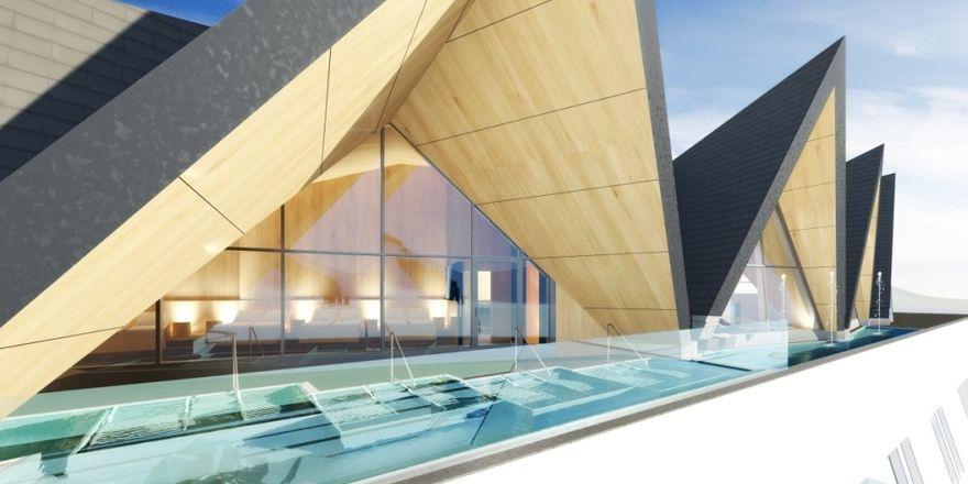 aqua dome im tztal w chst allgemeine hotel und gastronomie zeitung. Black Bedroom Furniture Sets. Home Design Ideas