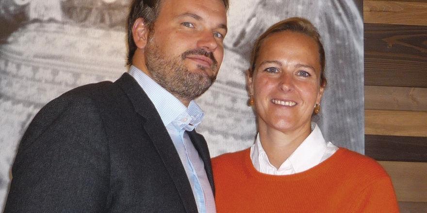 Erfolgreich in Ingelheim: Johannes und Christina Winkelser