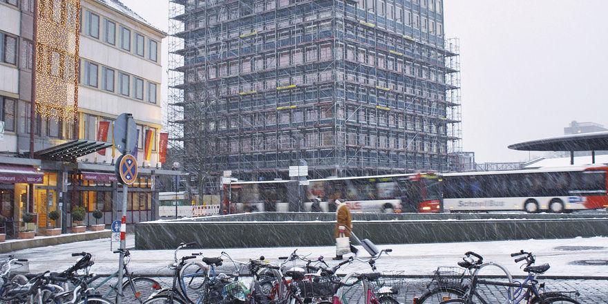 Hotel Ibis Osnabruck Bahnhof