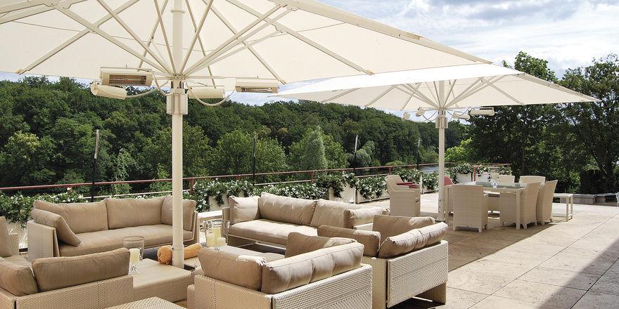 gut beschirmt und rundum versorgt allgemeine hotel und gastronomie zeitung. Black Bedroom Furniture Sets. Home Design Ideas