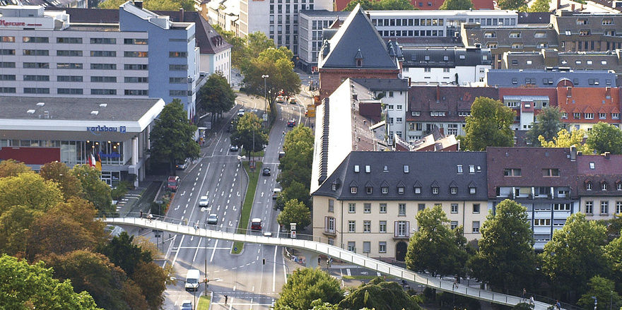 Schönes Freiburg: Von der Anziehungskraft der Stadt im Breisgau profitieren die ansässigen Hoteliers