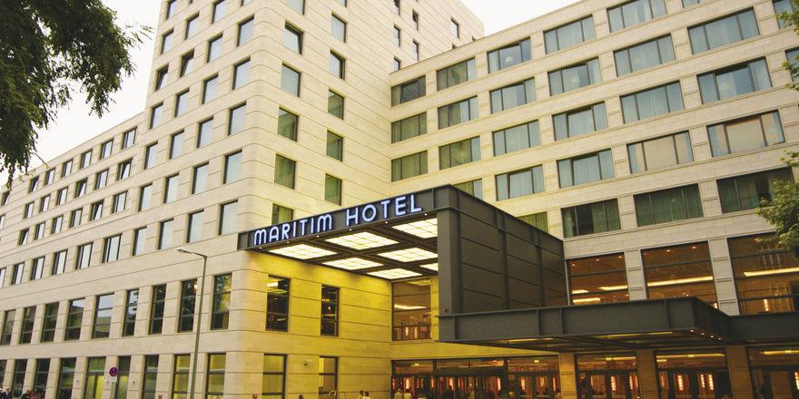 Arabischer Käufer: Die Immobilie des Maritim-Hotels in der Berliner Stauffenbergstraße gehört einem Investor aus Katar