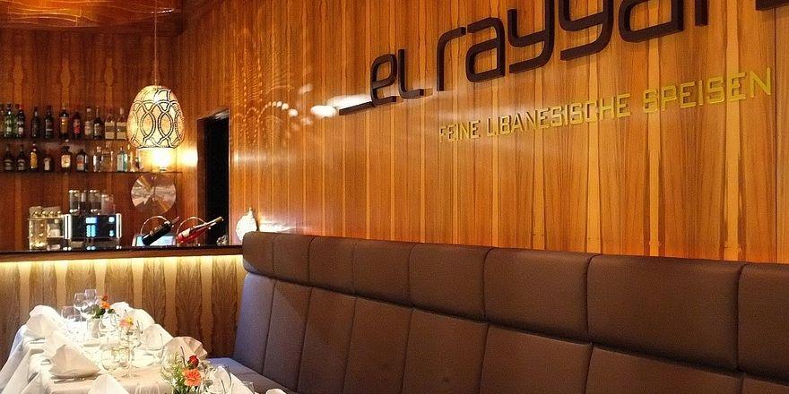 Ohne große Orient-Deko: Das El Rayyan im Jumeirah setzt auf authentische libanesische Küche