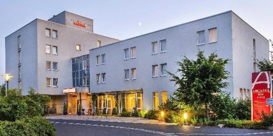 Sterne Arcadia Hotel Coburg