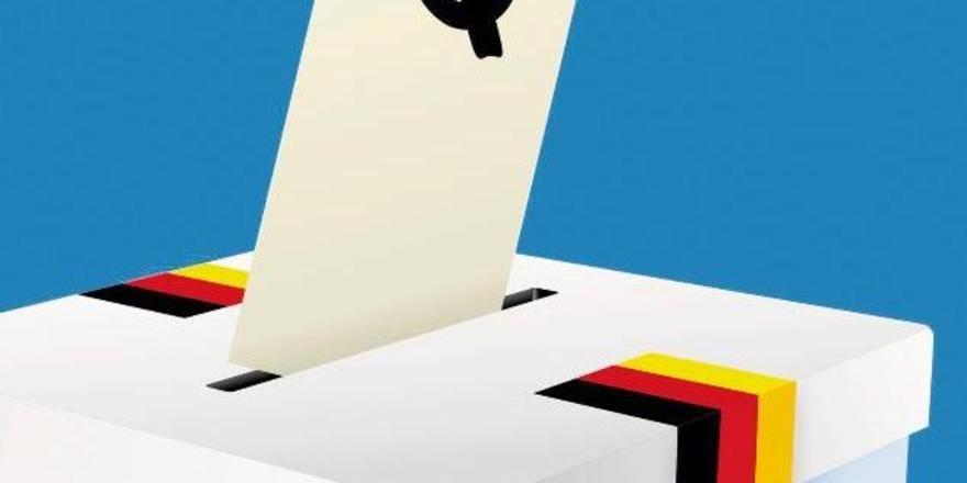 Wahltag: Jede Stimme fällt ins Gewicht