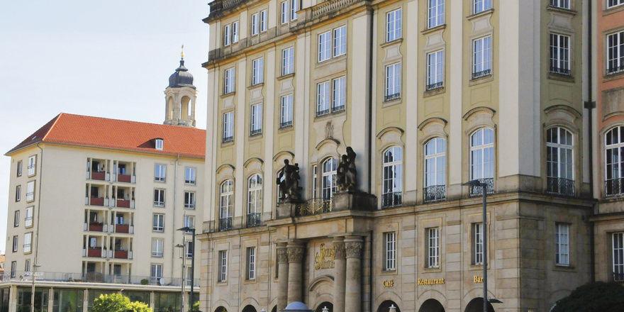 Prächtige Baukunst: In diesem denkmalgeschützten Gebäude will der Berliner Investor Prajs & Drimmer ein 122-Zimmer- Hotel eröffnen