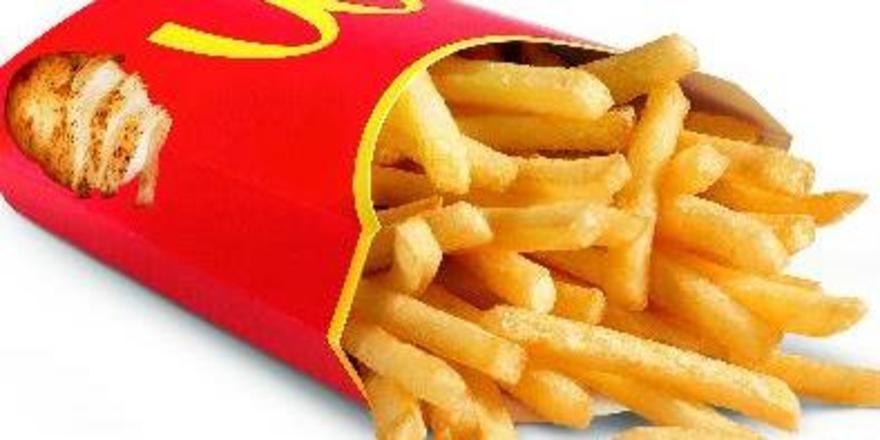 Pommes frites für zu Hause: In Wien testet McDonald's gerade einen Lieferservice