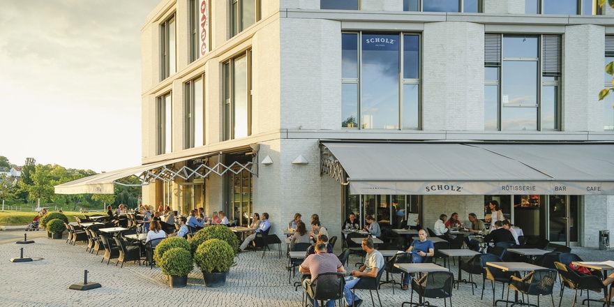 Cafe scholz stuttgart killesberg