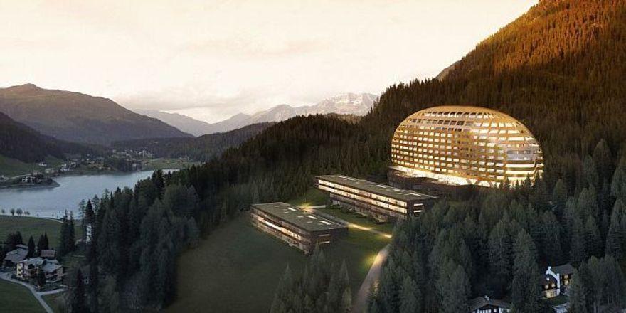 Neue hotelprojekte in den alpen allgemeine hotel und for Designhotels in den alpen