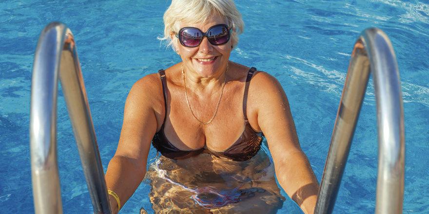Aktiv im Alter: Best Ager wollen im Urlaub nicht nur umsorgt werden, sondern etwas für die Gesundheit tun