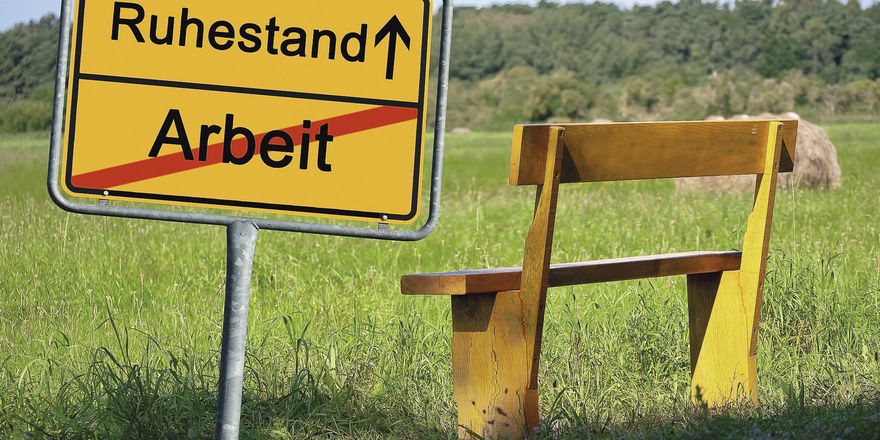 Schöne Perspektive: Ob Ruhe- oder Unruhestand – ohne finanzielle Absicherung macht's keinen Spaß