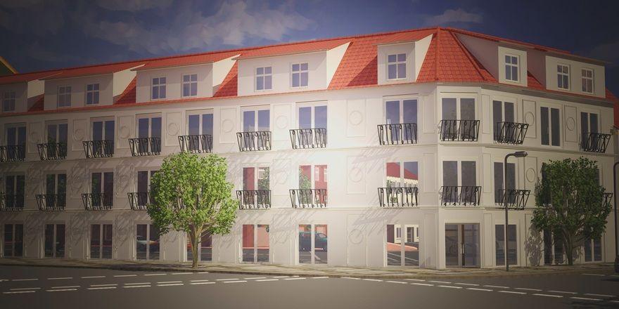 So wird es aussehen: Das Motel Plus Nordhausen startet im Sommer