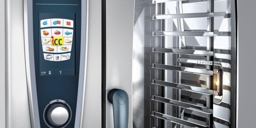 Noch intelligenter: Das neue Self Cooking Center 5 Senses soll die Kochweise seines Nutzers lernen können