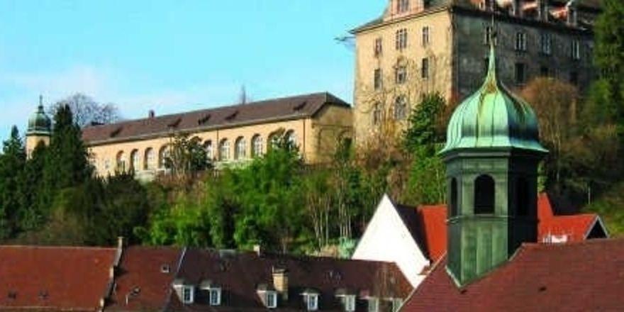 Soll ein Hyatt-Hotel werden: Das Neue Schloss in Baden-Baden
