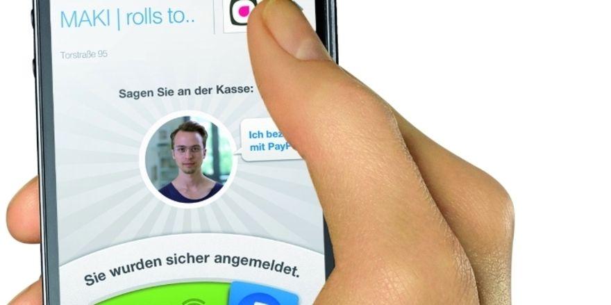 Zahlen mit dem Handy: Orderbird und Paypal weiten das Mobile Payment in Restaurants aus