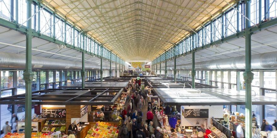 Wieder neue Pläne: Nach Feinkost-Käfer soll ein Lebensmitteleinzelhändler in die Schranne einziehen