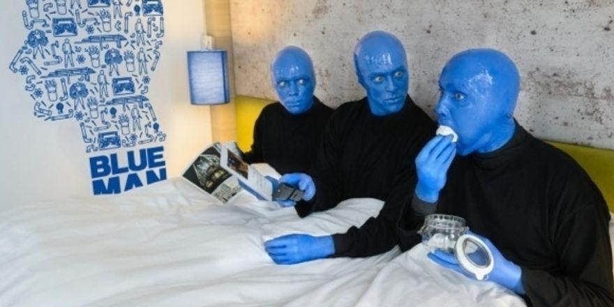 Blue Room Im Indigo Berlin Allgemeine Hotel Und Gastronomie Zeitung