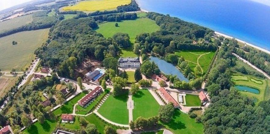 Schreibt Crowdfunding-Rekord: Das 5-Sterne-Resort Weissenhaus an der Ostsee