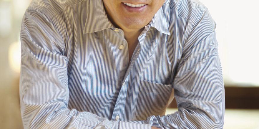 Ein Menschenfreund: Tashi Takang mag es nicht formell. Probleme klärt er mit Mitarbeitern gern in einem persönlichen Gespräch