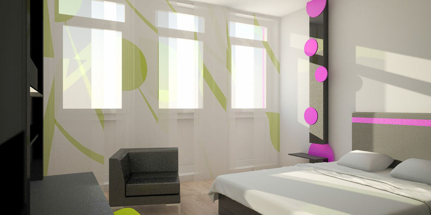 Bremer hotel five seasons will design neu definieren for Designhotel 5 seasons bremen