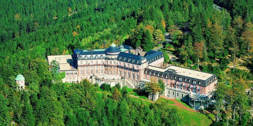 Soll wieder auferstehen: Das Schlosshotel Bühlerhöhe