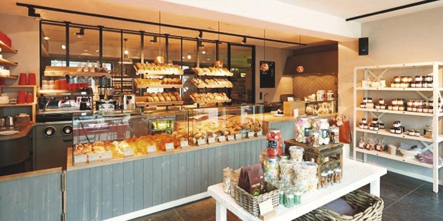 Paradies für Brotfans: In der hoteleigenen Bäckerei des Insellofts Norderney bestellen viele Gäste vor ihrer Abreise noch schnell einen Vorrat an Brot und BrötchenFoto: Hotel