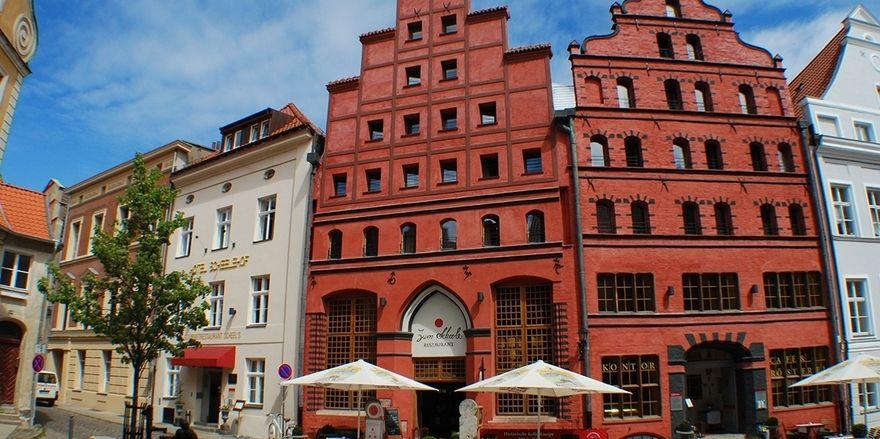 Neu bei Romantik: Das Hotel Scheelehof in Stralsund