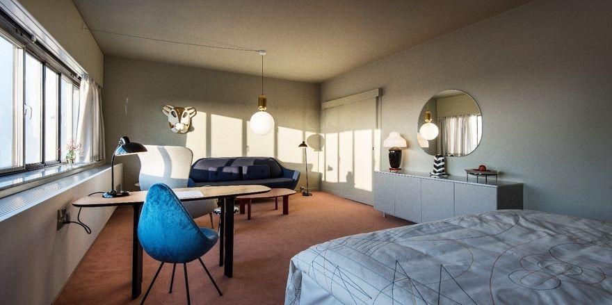 Hommage An Arne Jacobsen Allgemeine Hotel Und Gastronomie Zeitung