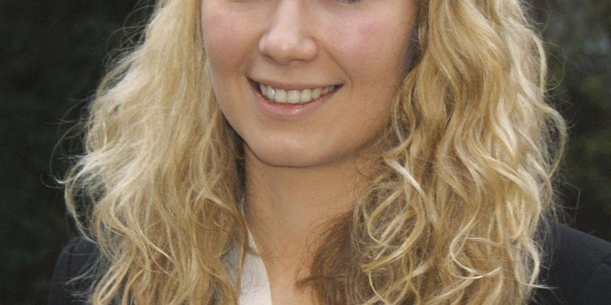 Lena Bönner macht im Hotel Sonne in Rheda-Wiedenbrück eine Hofa-Lehre